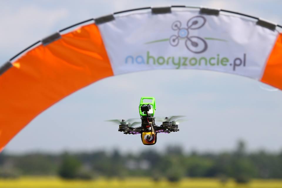 Sobotnie zawody Drone Racing ParaRudniki 2017 rozstrzygnięte